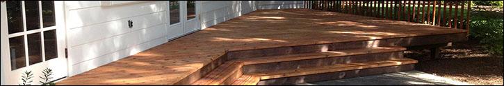 decking services